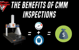 Benefits of CMM Inspections