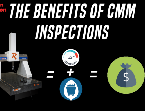 The Benefit of CMM Inspections